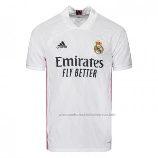 Camiseta Real Madrid 1ª 2020-2021