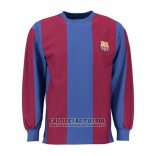 Camiseta Barcelona 1ª Retro Manga Larga 1974