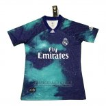 Tailandia Camiseta Real Madrid EA Sports 2018-19 Azul