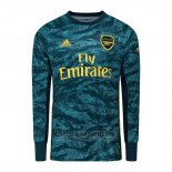 Camiseta Arsenal Portero Manga Larga 2019-2020