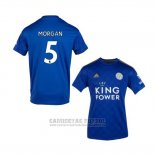 Camiseta Leicester City Jugador Morgan 1ª 2019-2020