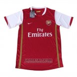 Camiseta Arsenal 1ª Retro 2006-2007