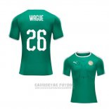 Camiseta Senegal Jugador Wague 2ª 2018