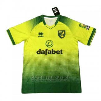 Tailandia Camiseta Norwich City 1ª 2019-2020