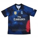 Tailandia Camiseta Real Madrid EA Sports 18-19 Azul