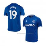 Camiseta Everton Jugador James 1ª 2020-2021
