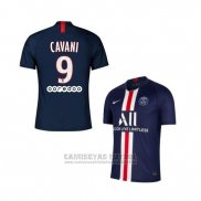 Camiseta Paris Saint-Germain Jugador Cavani 1ª 2019-2020