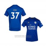 Camiseta Leicester City Jugador King 1ª 2019-2020