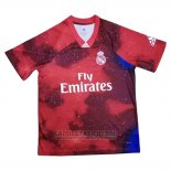 Tailandia Camiseta Real Madrid EA Sports 2018-2019 Rojo