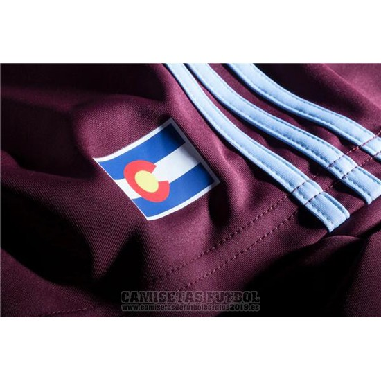 Tailandia Camiseta Colorado Rapids 1ª 2018