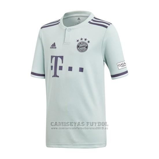 Camiseta Bayern Munich 2ª 2018-2019 77c52cc7db140