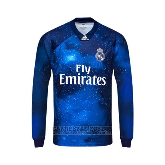 1016282b Camiseta Real Madrid EA Sports Manga Larga 2018-2019|Comprar ...