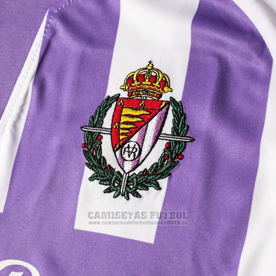 Tailandia Camiseta Real Valladolid 1ª 2018-2019-Comprar camisetas de futbol baratas 2019