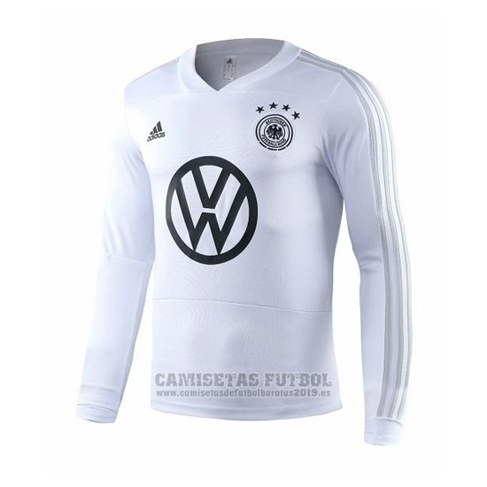 Chandal del Alemania 2019 Blanco