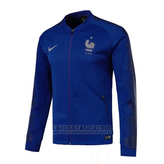 ... Chaqueta Francia 2018 Azul 403b770c2b8d0