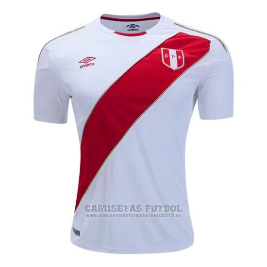 ... Tailandia Camiseta Peru 1ª 2018 7f4625f15bdf2