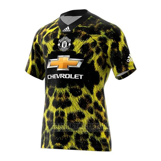 Camiseta Manchester United EA Sports 2018-2019
